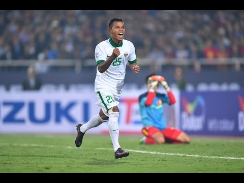 Vietnam vs Indonesia 2-2 All Goals & Highlights AFF Suzuki Cup 2016