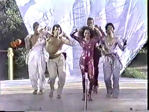 DIANA ROSS  Pieces of Ice- Live in Central Park