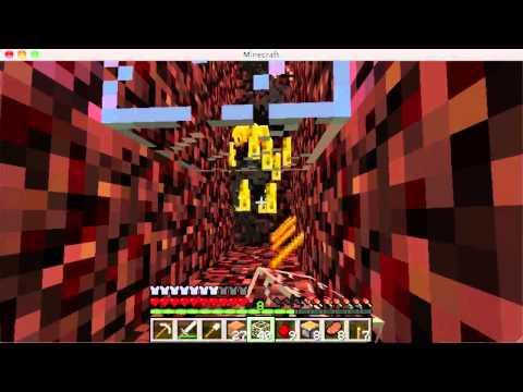 Minecraft 1.0.0 blaze rod farming and xp farming