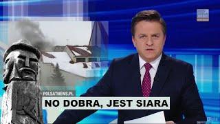 Analiza dezinformacji TVPolsatu w sprawie ataków na kościoły
