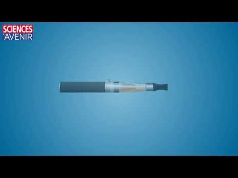 How the electronic cigarette works