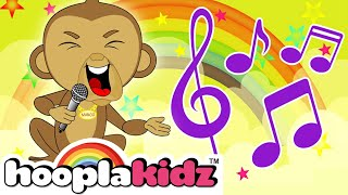 If You're Happy And You Know It Song + More Nursery Rhymes & Kids Songs - HooplaKidz
