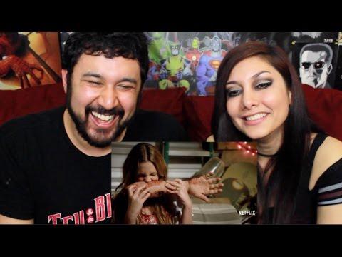 SANTA CLARITA DIET - Netflix - Official TRAILER REACTION & REVIEW!!!