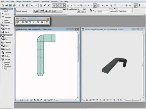 Ein 3D Dokument anhand eines 3D-Grundriss erstellen