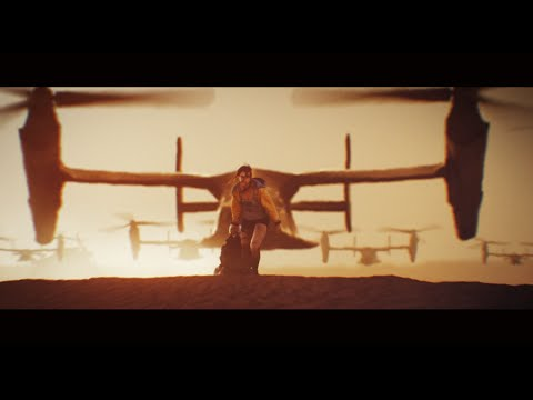 Arene: Sci-fi short film
