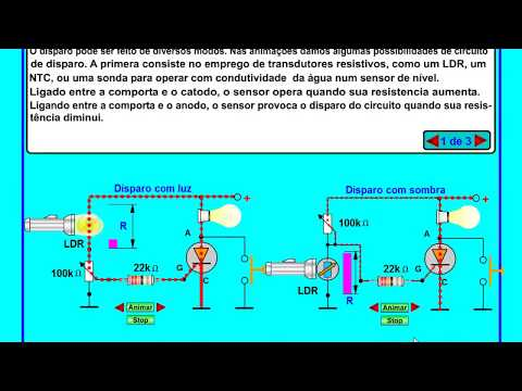 Tiristor SCR 2