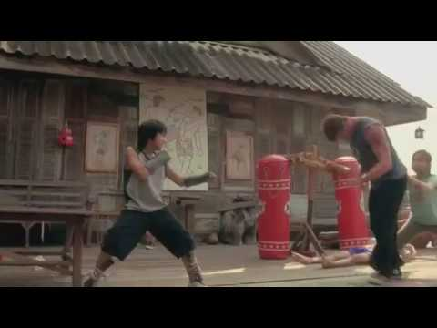 Force of Five (Fight Scene)
