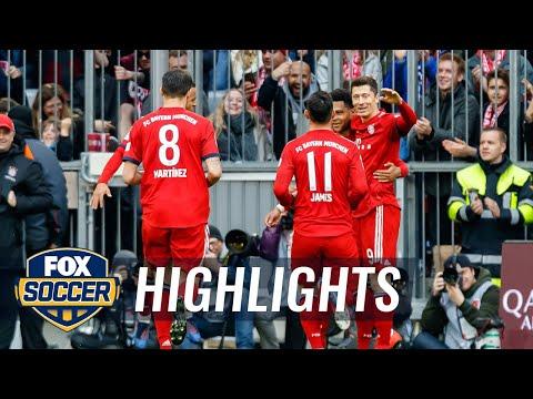 90 in 90: Bayern Munich vs. VfL Wolfsburg | 2019 Bundesliga Highlights - Thời lượng: 2 phút, 34 giây.