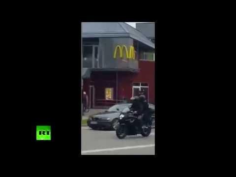 U pucnjavi u Minhenu učestvovao jedan napadač