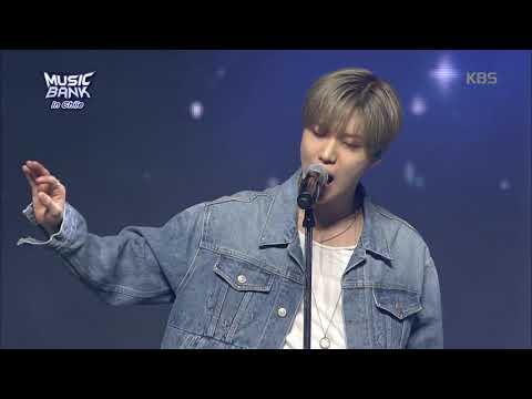 뮤직뱅크 Music Bank in chile Despacito - 태민(Taemin) 20180411 - Thời lượng: 2:27.