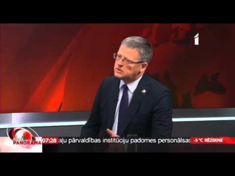 """22.03.2016. Veselības ministra Dr. Gunta Belēviča intervija LTV """"Rīta Panorāma"""""""