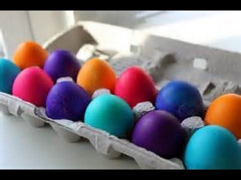Video How to Dye Color or Decorate Easter Eggs with Kool Aid download in MP3, 3GP, MP4, WEBM, AVI, FLV January 2017