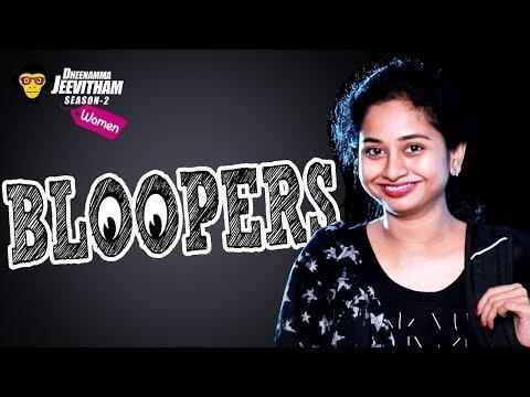 Bloopers - Deenamma Jeevitham Women | Season 2 | DJ Women