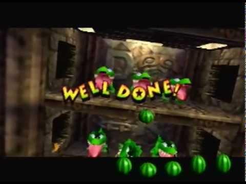 Donkey Kong 64 101% in 6:54:20 (видео)