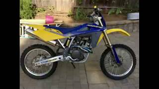 4. 2005 Husqvarna TC 250: Great trail bike!