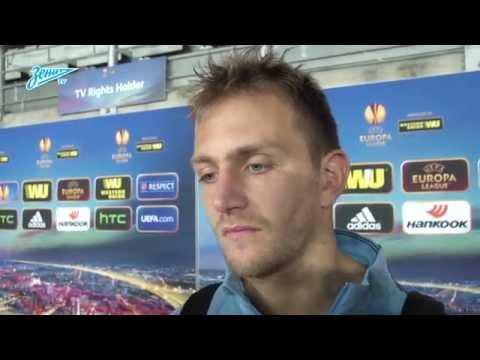 «Зенит-ТВ»: интервью Доменико Кришито после ответной игры с «Торино»