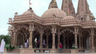 Rajkot India  city images : The Swaminarayan temple (Rajkot - Gujarat - India)