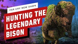 Far Cry: New Dawn - We Hunt a Legendary Bison! - IGN Plays Live by IGN