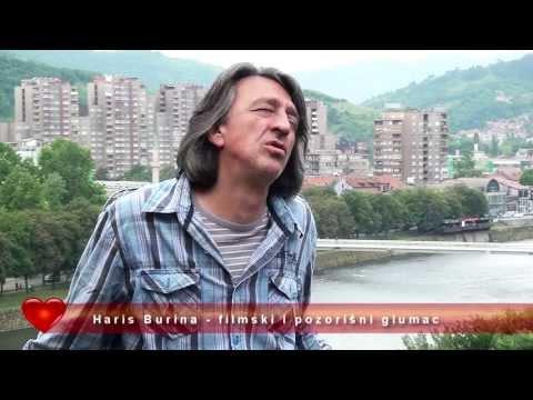 Haris Burina - Zenica, moj grad