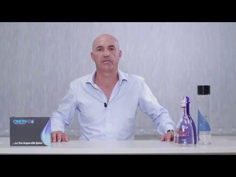 ORIONH2O Bottiglie personalizzate