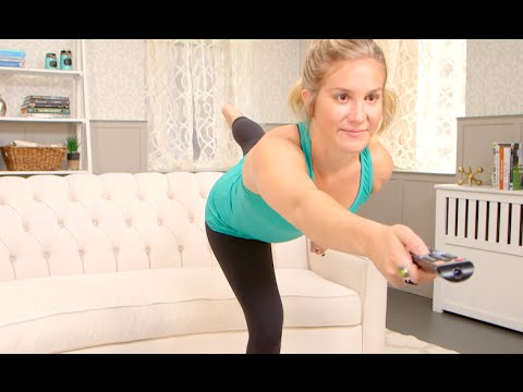 TV 보면서 할 수 있는 6가지 운동!!