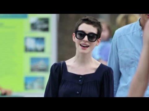 Anne Hathaway's Crazy Diet - Splash News