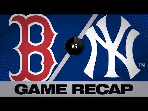 Video: Torres' grand slam leads Yankees to a 4-2 win | Red Sox-Yankees Game Highlights 8/2/19