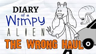 Nonton Diary Of A Wimpy Alien 4 The Wrong Haul  Wimpy Kid   Alien   Star Wars Parody  Film Subtitle Indonesia Streaming Movie Download