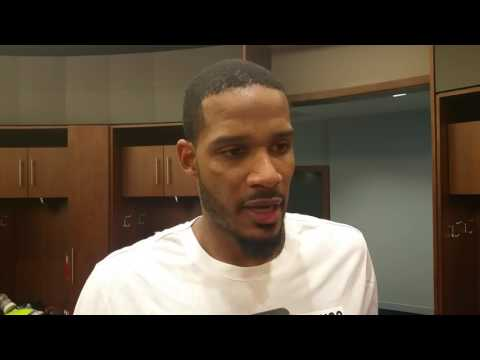 Trevor Ariza after Rockets beat Magic
