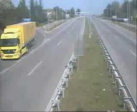 Kamera na dálnici