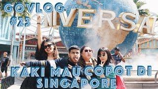 Video GOVLOG #23 - KAKI MAU COPOT!!! | SAMSOLESE ID MP3, 3GP, MP4, WEBM, AVI, FLV November 2018