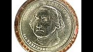 Presidential Dollar Coins worth $400 Each and How to find them