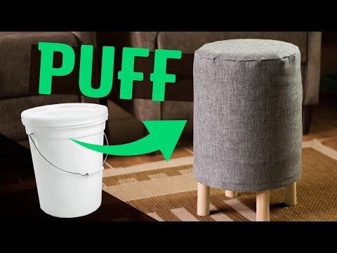 puff de balde