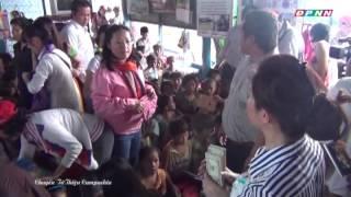 Quỷ từ thiện Đạo Phật ngày nay Đoán vu lan và từ thiện tại Campuchia