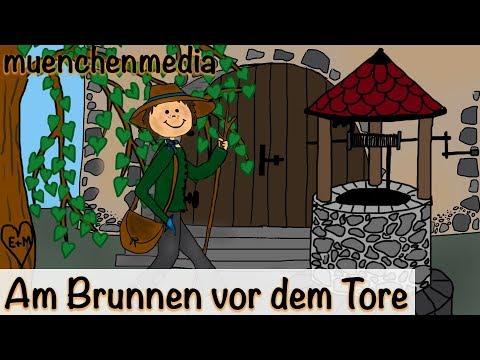 Kinderlieder deutsch / Volkslieder - Am Brunnen vor dem Tore | muenchenmedia