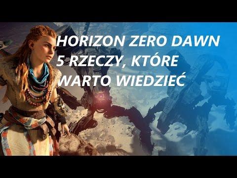 Playtest Horizon: Zero Dawn. Jest moc!