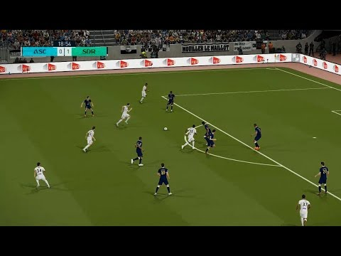 Amiens SC vs Stade de Reims | Ligue 1 | Journée 03 | 25 Août 2018 | PES 2018
