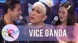 Daniel and Alex share Vice Ganda's secrets about his love life | GGV