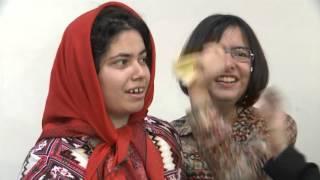 مراسم جشن عروسی ژوبین غازیانی بازیگر و کارگردان تئاتر در مرکز انجمن آموزش معلولان ذهنی تهران