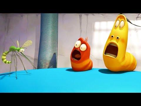 LARVA - BOUNCING BALLOON | Cartoon Movie | Cartoons For Children | Larva Cartoon | LARVA Official - Thời lượng: 45 phút.