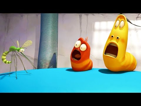 LARVA - BOUNCING BALLOON | Cartoon Movie | Cartoons For Children | Larva Cartoon | LARVA Official