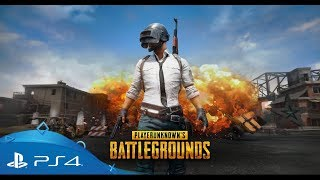 Дата выхода Playerunknown`s Battlegrounds на PlayStation 4