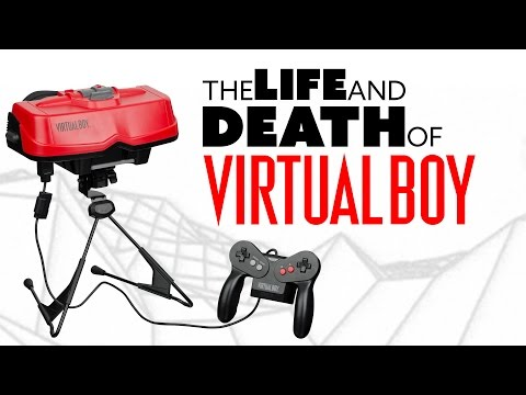 The Life and Death of Nintendo VIRTUAL BOY - The Know