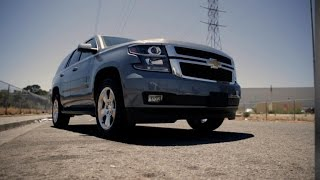 2016 Chevy Tahoe: Changed and, blessedly, not (CNET On Cars, Episode 96) by Roadshow