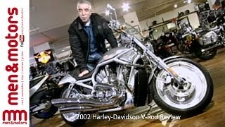 9. 2002 Harley-Davidson V-Rod Review