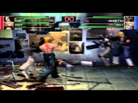 The Bouncer Playstation 2