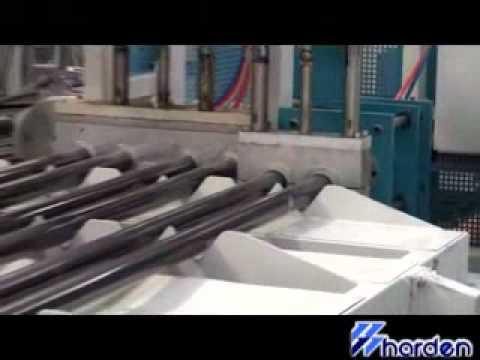 Plastic Pipe Belling Machine