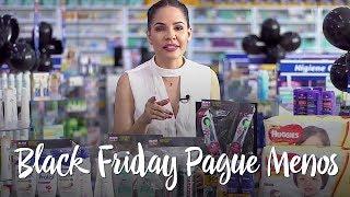 Ofertas de Black Friday é na Pague Menos