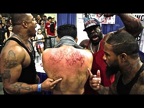 Beast Or Bitch: Kali Muscle + Thai + The Beast {slap-city} | Kali Muscle