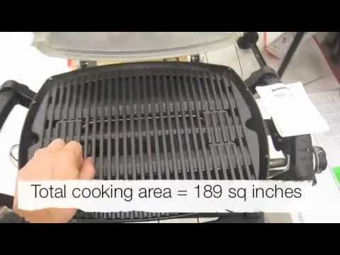 Weber Q100 Grill Review
